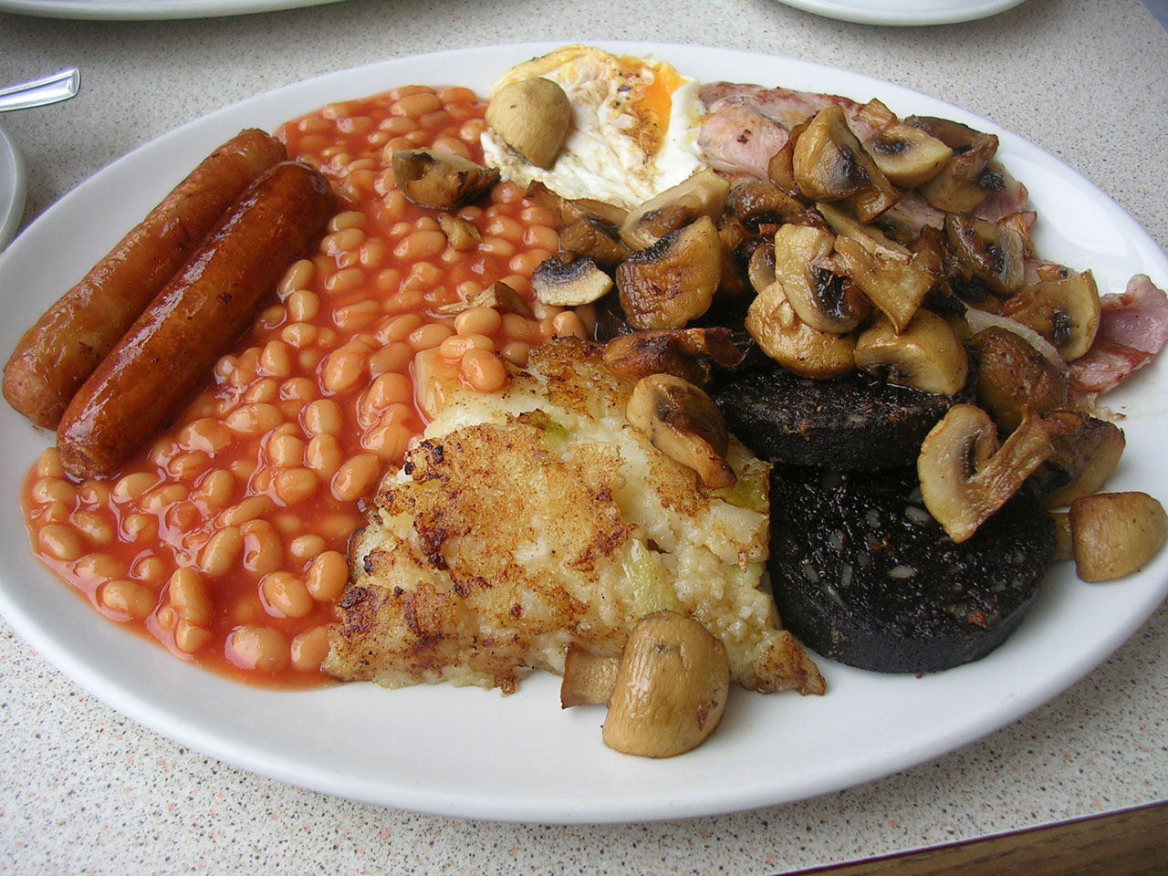 English Breakfast