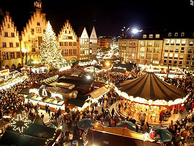 Christmas Markets in Britain