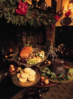 Elizabethan banquet