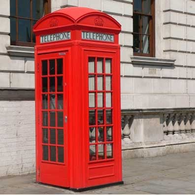 Save The Red Phone Box