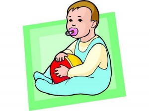 toddler pacifier choking cpr medial