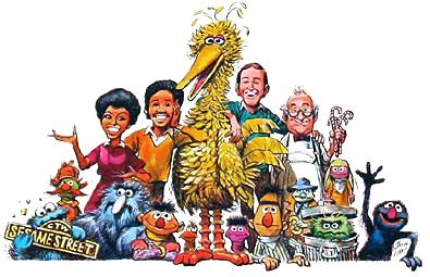 Britons Not Enamored With Sesame Street