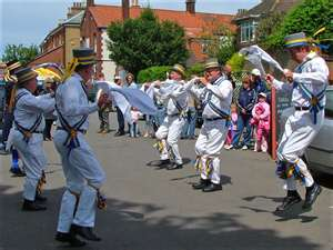 May Day Festivity