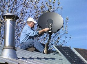 direct tv satellite dish installation manual