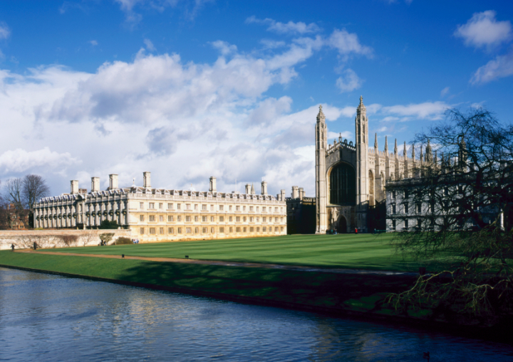 UK Scenic - Cambridge
